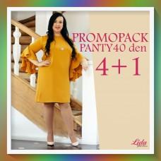 Size+++pantyhose 40 Den 4+1 free