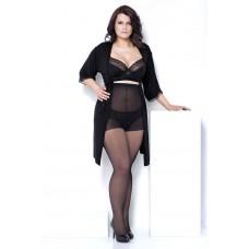 Size++ Control Top Pantyhose - Lycra - 20D