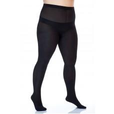 Size++ Control pantyhose - Microfiber - 60D