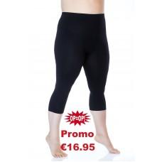 Size++ Legging - Capri - Microfiber - 80D
