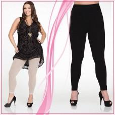 Size++ Legging - Bamboo - 300D