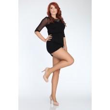 Size+ Pantyhose- Lycra - 40D