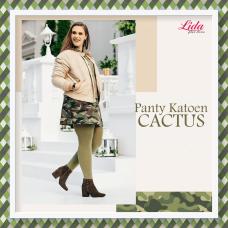 Size+ Pantyhose - Cotton - 300D