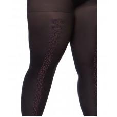 Size+ Pantyhose - Kaotik_red - 50D