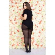 Size+ Pantyhose - Kristallen - 30D