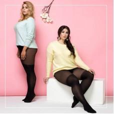 Size+ pantyhose - overknee - Look