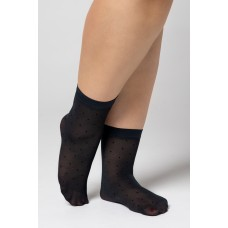 Queen-Size - Ankle-Socks - Dots